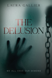 The Delusion speculative novel by Laura Gallier