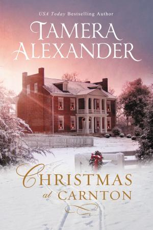 Romance novel 'Christmas at Carnton' by Tamera Alexander