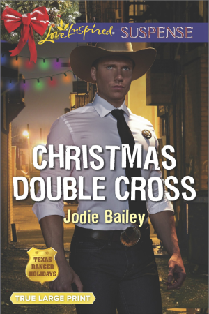 Suspense novel 'Christmas Double Cross' by Jodie Bailey