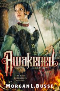 Speculative novel 'Awakened' by Morgan L. Busse