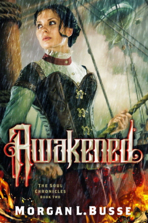 Speculative novel 'Awakened' by Morgan L. Busse