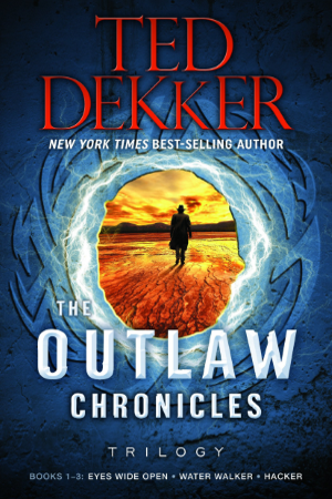 The Outlaw Chronicles Trilogy from Ted Dekker