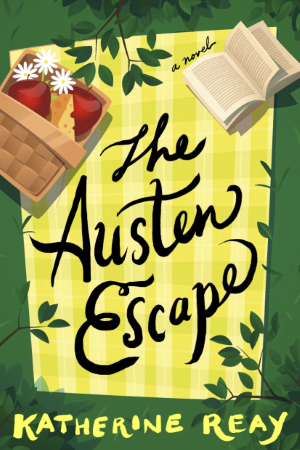 Contemporary romance novel 'The Austen Escape' by Katherine Reay